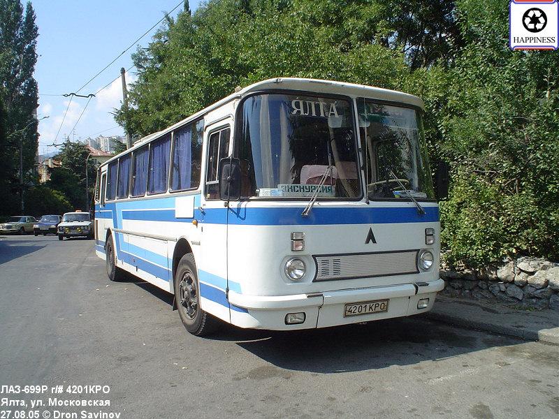 1972 laz-699-10