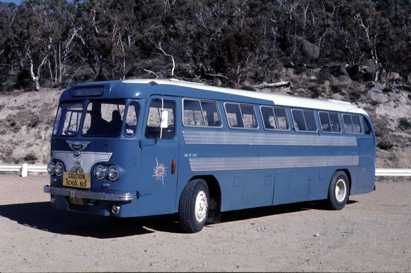 1972 Leyland Worldmasters were used on long-distance Australia operating for Ansett Pioneer. Bodywork Ansair
