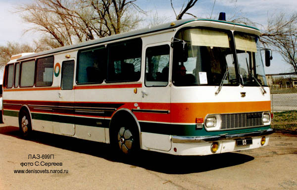 1973 LAZ 699P 4