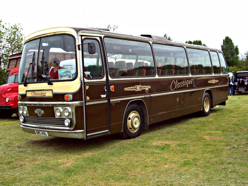1973 Leyland Leopard Coach