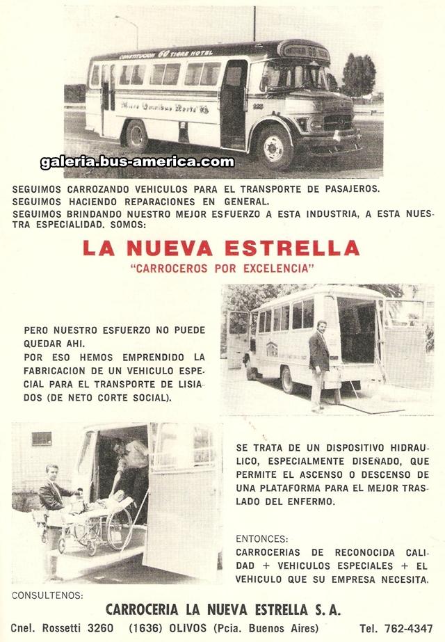 1973 PUB LA NUEVA ESTRELLA