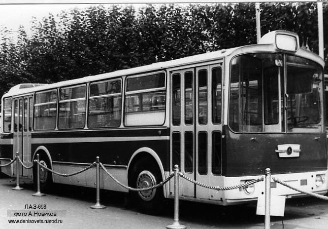 1974 LAZ 698 17