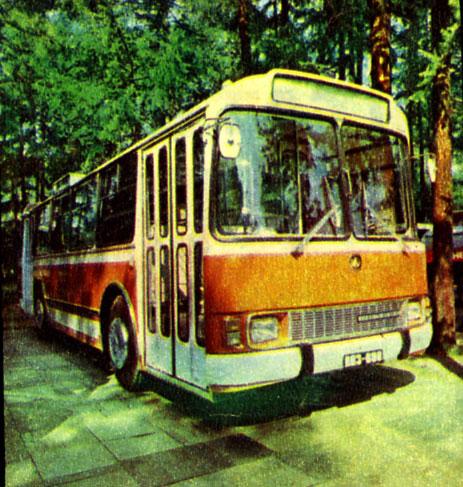 1974 LAZ 698 20