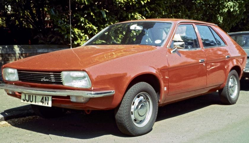 1975 Austin 1800