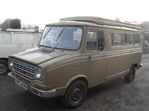 1975 Freight Rover Leyland AM Sherpa Camper Van Retro LDV Spares or Repair