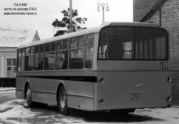 1975 LAZ 698 15