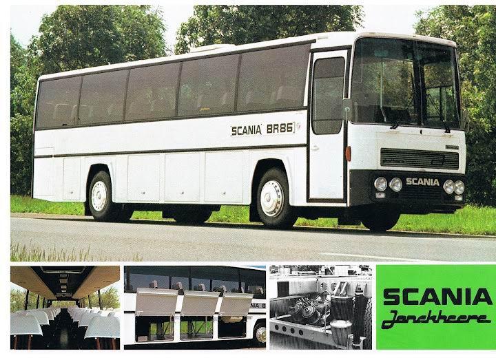 1975 SCANIA BR86+Jonckheere