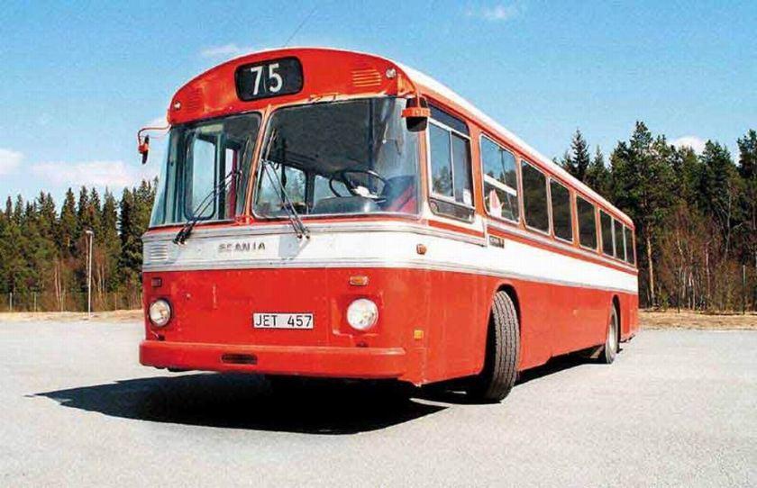 1975 Scania Vabis CR 111M