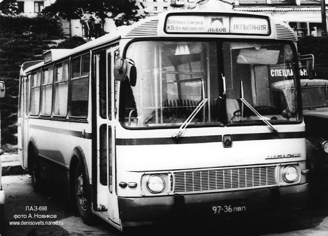 1976 LAZ 698 18