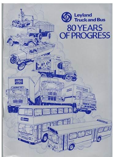 1976 LEYLAND 80 Years (25 21-92014