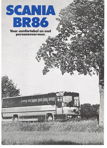 1976 SCANIA BR86 76 a