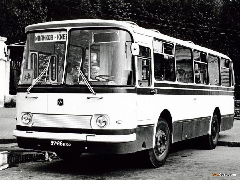1976–2002 laz 695n a