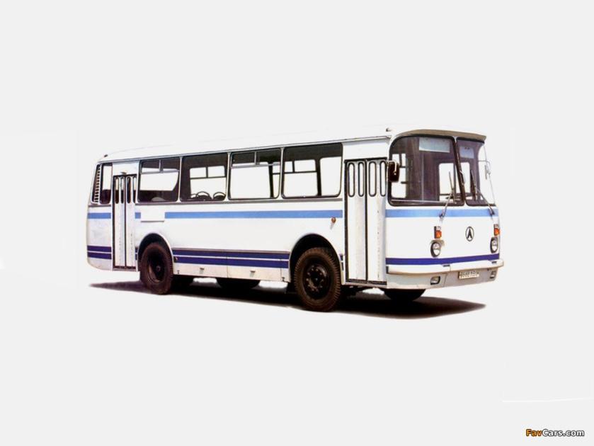1976–2002 laz 695n