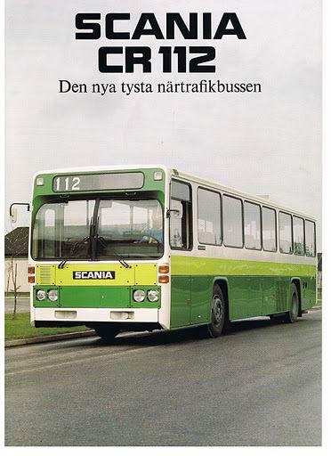 1977 SCANIA CR112