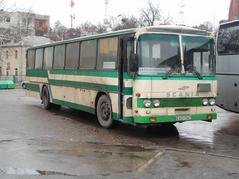 1978 DeltaPlan Scania Litouwen