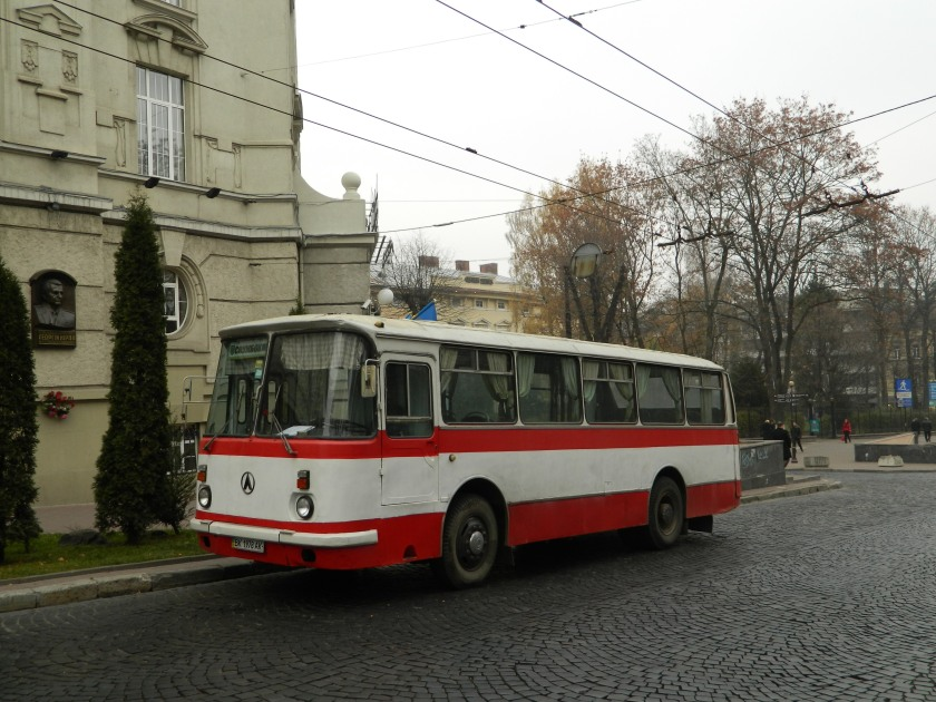 1978 LAZ-695 BK(Rivne)