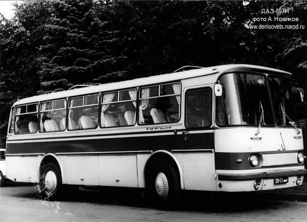 1978 LAZ 697N 5