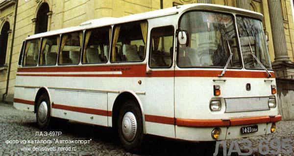 1978 LAZ 697R 1