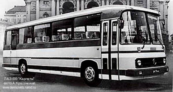 1978 LAZ 699 KARPATY 1