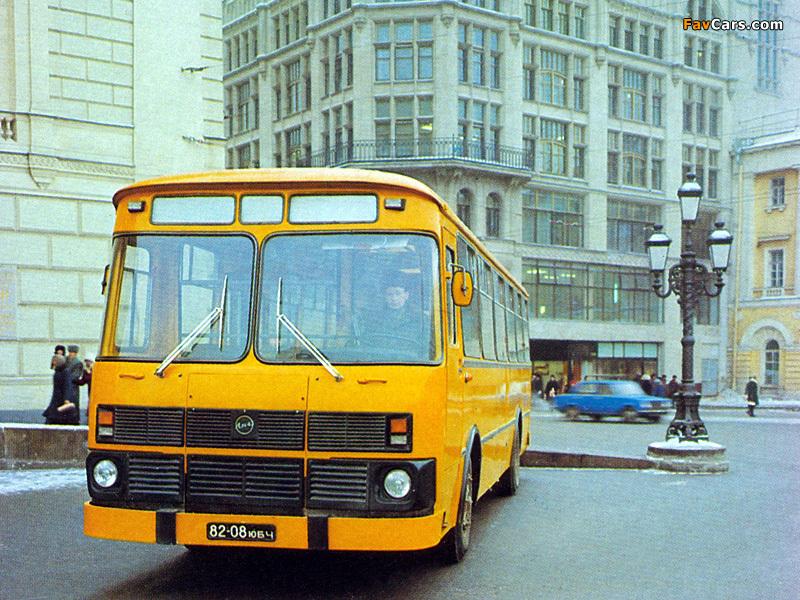 1978 LiAZ 677 -  1978