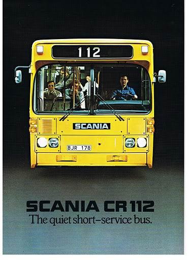 1978 SCANIA CR112