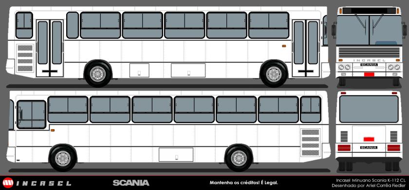 1979-84 Incasel Minuano Scania K112CL