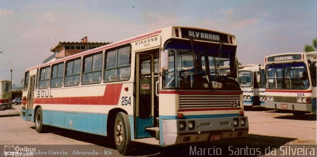 1979 Incasel Minuano Scania K112CL