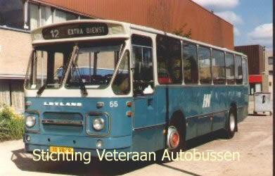 1979 Leyland, LVB668 Den Oudsten