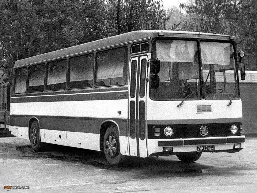 1980 laz 5255 -karpati