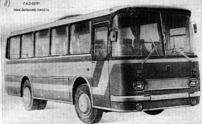 1981 LAZ 697R 2