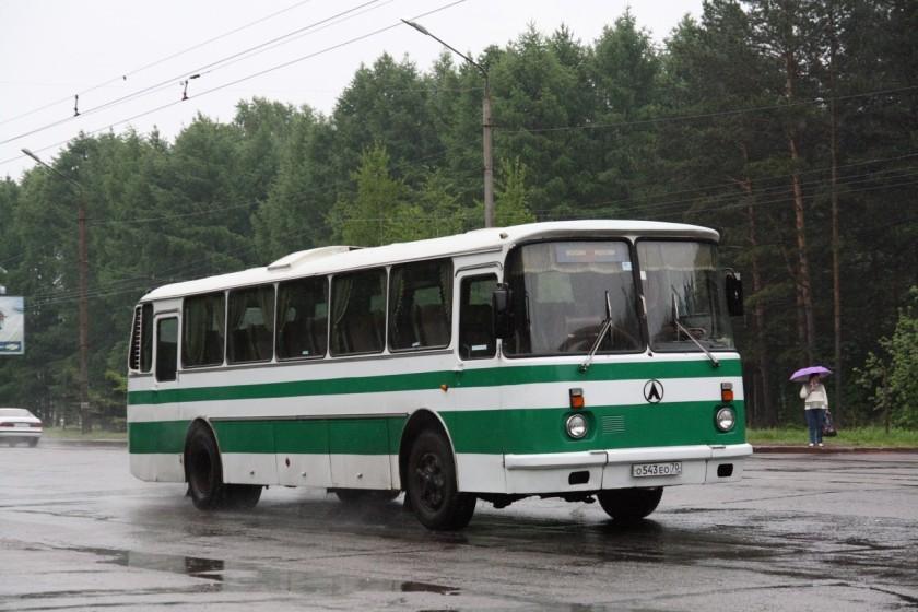 1981 LAZ-699 Oekraïne