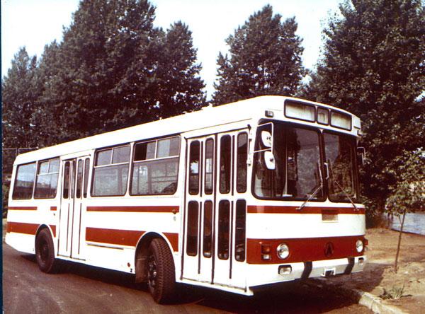 1982 LAZ 4202 4