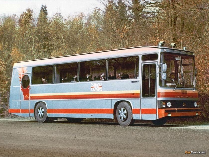 1983 laz 5255-karpati