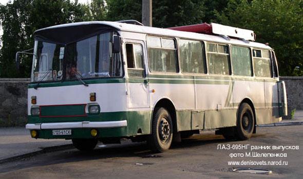 1985 LAZ 695NG 3