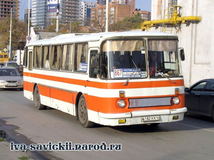 1986 LAZ-699R Rostov 31.10.07-060
