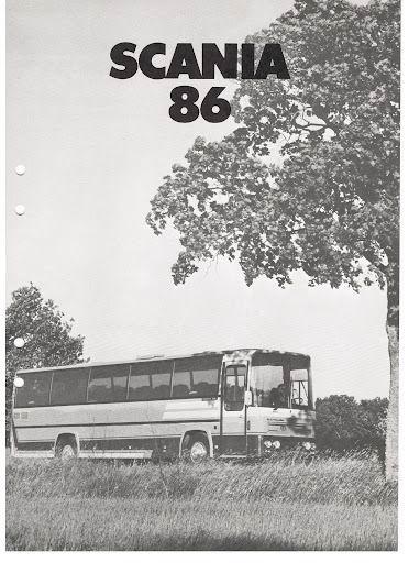 1986 SCANIA 86