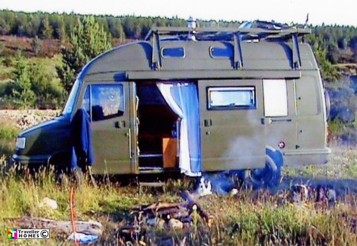 1987 LDV in Scotland 2008