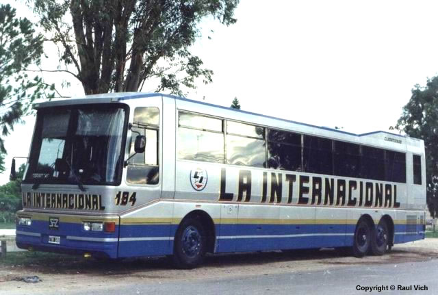 1988 Decaroli Scania la inter 184 Raul Vich