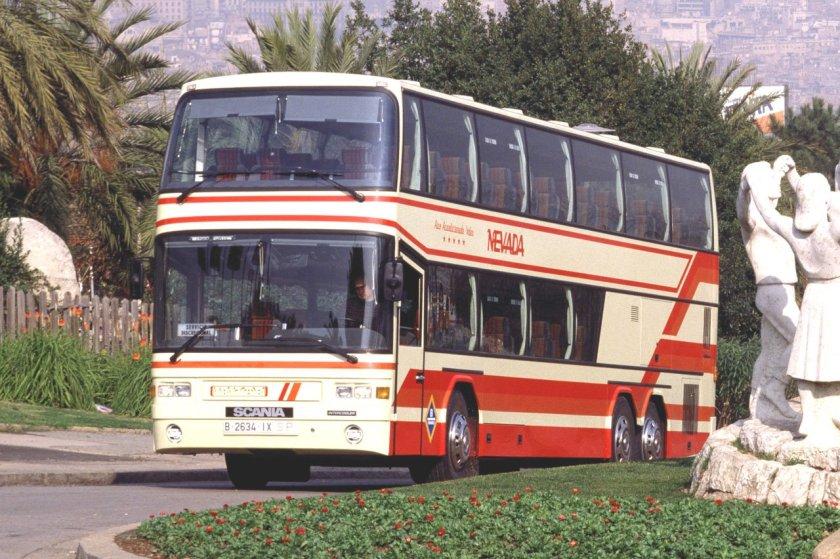 1988 SCANIA K113 T  4IX