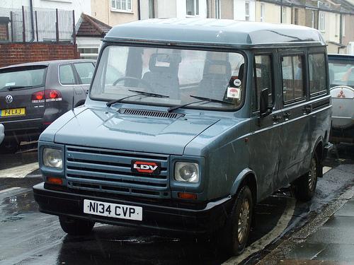 1990 LDV bus