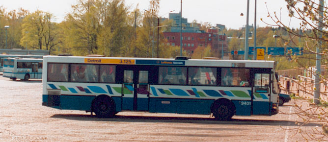 1991 MAN Carrus Wiima K202 nestekaasu