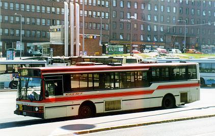 1991 Scania N113 CLB Carrus-Wiima K 202 matala