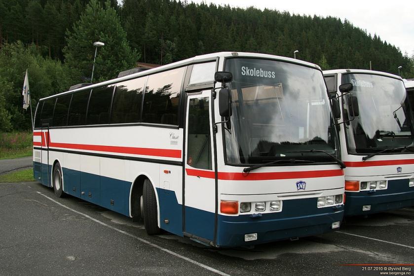 1991Ajokki Classic II 340 1991 Scania L113CLB