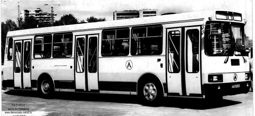 1992 LAZ 5252 3 1
