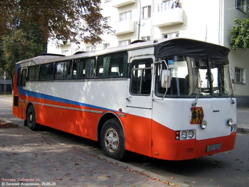 1992 laz-699-05