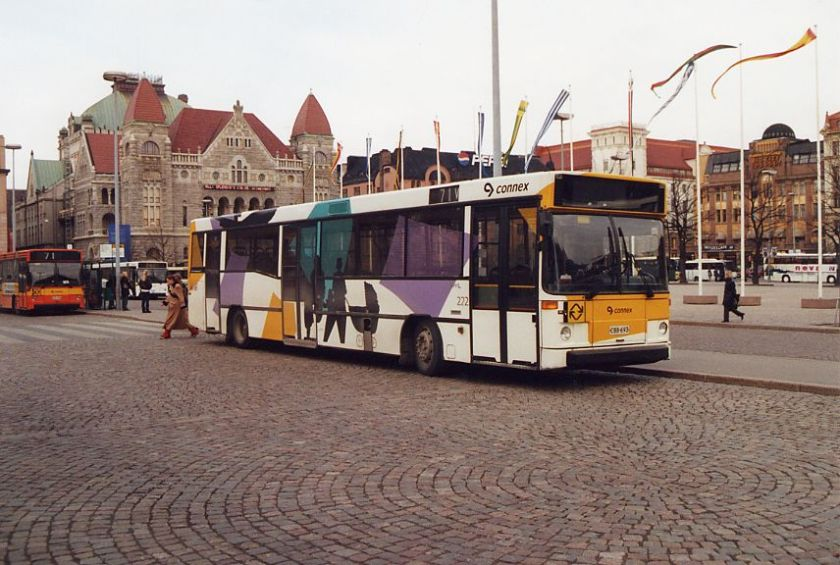 1992 Scania N113 CLB (matala)city l cnx04