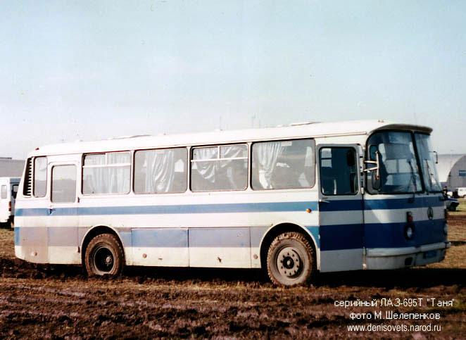 1993 LAZ 695D 3