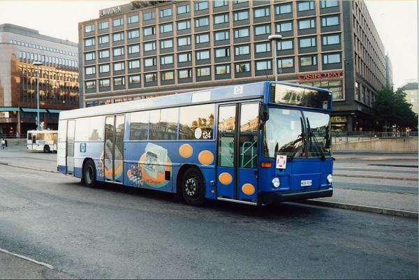 1993 Volvo B10M Carrus City
