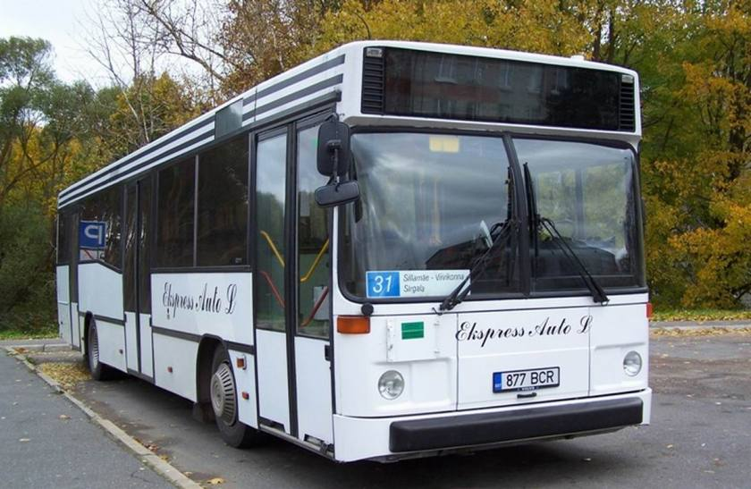 1994 Carrus City M Estland