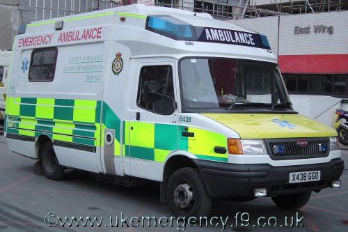 1994 LDV Ambulance